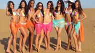 Hindistan'da bikini yasak!
