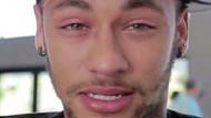Neymar ağlayarak veda etti
