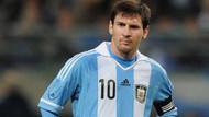 Maça dakikalar kala Messi'ye acı haber