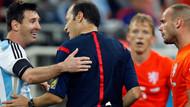 Çakır ile Messi ne konuştu?