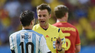 Arjantin - Almanya finalini Nicola Rizzoli yönetecek