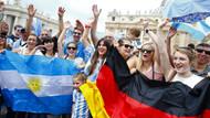 Vatikan'da Dünya Kupası heyecanı