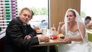 McDonald's şimdi de düğünlere el attı
