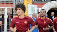 Salih Uçan, ilk maçında gol attı