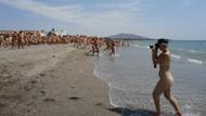 İspanya plajları çıplaklarla dolacak