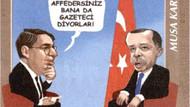 Cumhuriyet'ten bomba Oğuz Haksever karikatürü