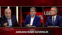 Soli Özel ve Özcan Yeniçeri'nin IŞİD tartışması