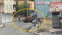 Silvan sokaklarında tanklar