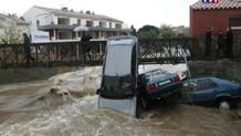 Fransa'da selin bilançosu büyüyor
