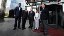 Demirtaş, Hürriyet Gazetesi'ni ziyaret etti