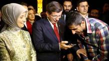 Başbakan ile taşeron işçinin diyaloğu güldürdü