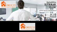 OKUL'15 etkinliği Boğaziçi Üniversitesi'nde başlıyor