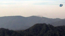 Türkmen Dağı bombardıman altında