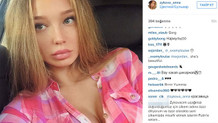 Rus güzel Anna Zykova