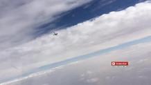 Rus ve Amerikan savaş uçaklarından it dalaşı