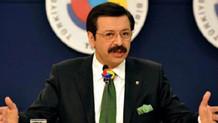 TOBB Başkanı Hisarcıklıoğlu trafik kazası geçirdi