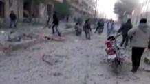 Rus uçakları Türkiye sınırını vurdu: 5 ölü, 10 yaralı