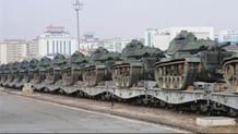 Doğu ve Güneydoğu'ya tank sevkiyatı