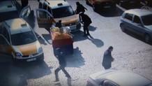 Diyarbakır'daki saldırı anı MOBESE'de!