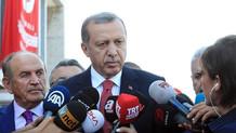 Erdoğan'dan Tahir Elçi'nin eşine taziye telefonu