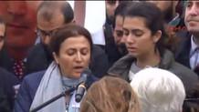 Türkan Elçi herkesi ağlattı