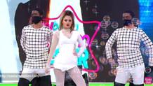 Nihal Candan'ın seksi dansı