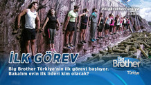 Big Brother Türkiye canlı yayın