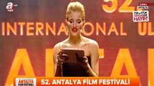 Antalya Altın Portakal Film Festivali.. CANLI