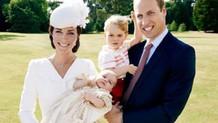 Prenses Charlotte tıpkı annesi!