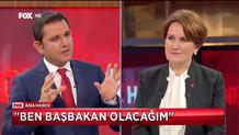 Akşener meydan okudu: Ben Başbakan olacağım!