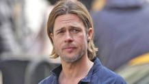 Brad Pitt uzun zamandır görmediği çocuklarını görünce ağladı!