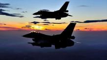 Türk jetleri 52 IŞİD ve 70 PKK hedefini bombaladı