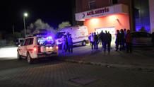 Bingöl'den acı haber! 1 polis şehit 10 yaralı