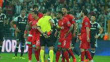 Beşiktaş'ın o golünden sonra ortalık fena karıştı