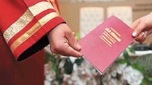 Yeraltında da nikah kıyılabilecek: ilk nikah pazar günü