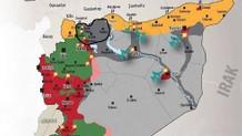 Suriye'nin kuzeyinde tampon bölge oluşturuluyor