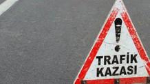 Sivas'ta trafik kazası: 32 yaralı var