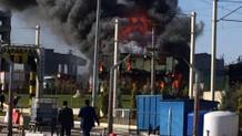 Bursa Nilüfer'de Yangın!