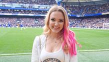 Manchester United maçına damga vuran Chelsea'li: Emily Rogawski