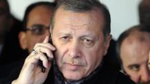 Erdoğan'dan Barzani'ye taziye telefonu
