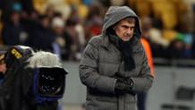 Şenol Güneş'i çıldırtan Ukraynalı gazeteci