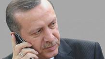Cumhurbaşkanı Erdoğan resmini çizen engelli kızı aradı