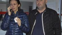 Manisa'da hamile kadına saldırı!