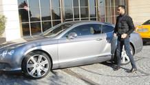 Kriz Alişan'a uğramadı! 350 bin Euro'ya araba aldı
