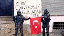 Özel harekatçılardan Erdoğan'a: Yürü uzun adam