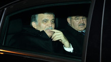 Abdullah Gül Arınç'ın evinde! Kritik toplantı