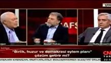 Ahmet Hakan'a şok sözler