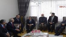 Kılıçdaroğlu'ndan Gül ailesine taziye ziyareti