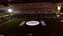 Fenerbahçe stadının ismi ve logosu değişti