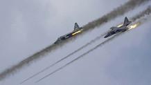 Rus jetleri Türkiye sınırını bombaladı
